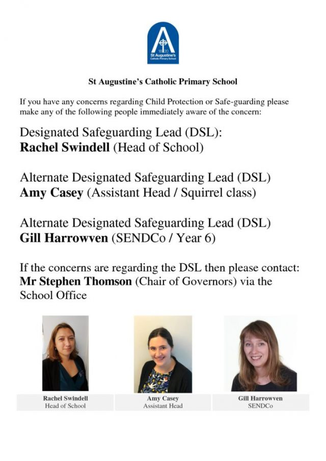 thumbnail of Designated Safeguarding Lead
