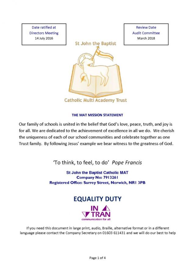 thumbnail of Equality Duty