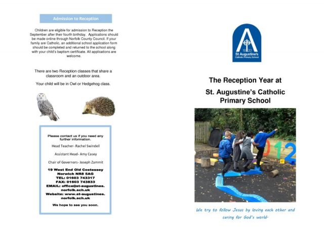 thumbnail of prospective parents leaflet
